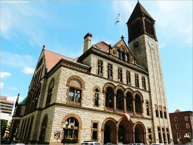 Ayuntamiento de Albany, Nueva York