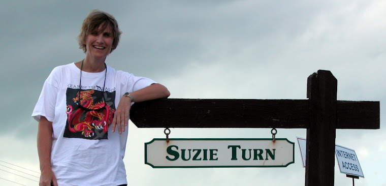 Suzie Turn -- Turks and Caicos