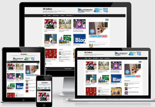Cb galery blogger template