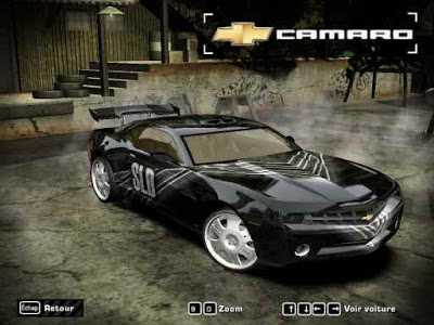 NFS Most Wanted 2005 Free Download Compressed PC Game 350 MB