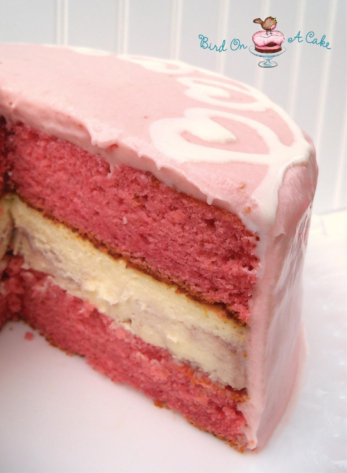 Recipe For Strawberry Swirl Butter Cake