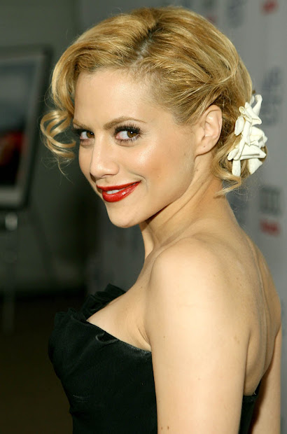 Brittany Murphy Hollywood Actress