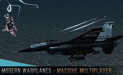 Modern Warplanes v1.1 Apk Terbaru Free Download screenshot 2