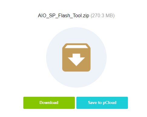 AIO SP Flash Tool Latest Version 2018 Free Download