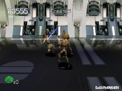 Star Wars Jedi Power Battles Ps1 Iso - pastof