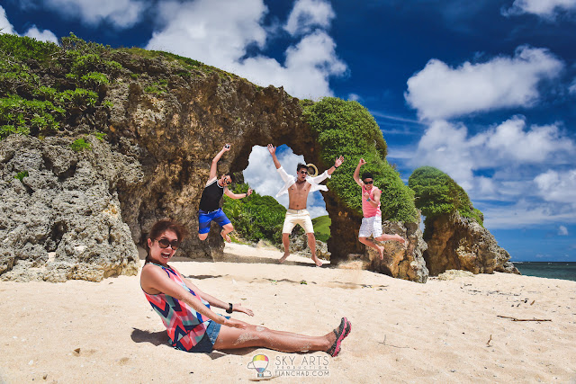 MORONG BEACH AT SABTANG ISLAND BATANES