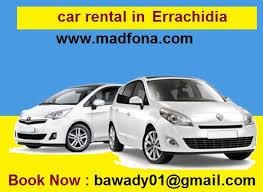 Rent Cars Errachidia