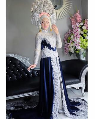 pakaian nikah hijabbers