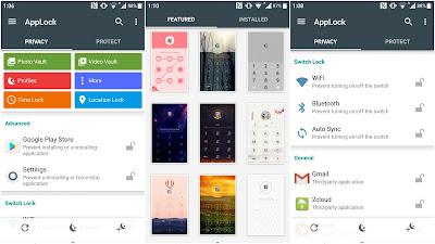 تحميل تطبيق AppLock للقفل و حماية الهاتف