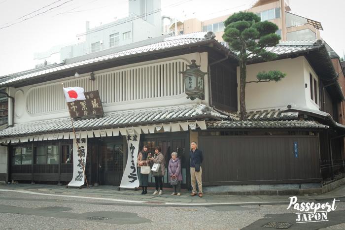 Boutique Fukusaya, Nagasaki, Kyushu