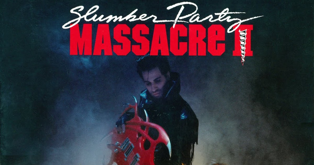 Happyotter: SLUMBER PARTY MASSACRE II (1987)