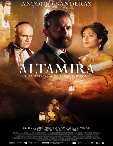 Ver Altamira (2016) Online