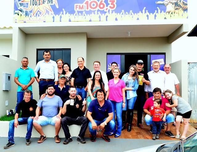 Confraternização da Rádio Nova Fm 106,3