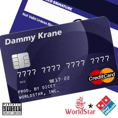 Dammy Krane – Credit Card [New Song] www.mp3made.com.ng