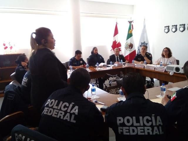 LA REAL POLICÍA MONTADA DE CANADÁ COLABORA CON POLICÍA FEDERAL EN INVESTIGACIÓN DE PORNOGRAFÍA INFANTIL