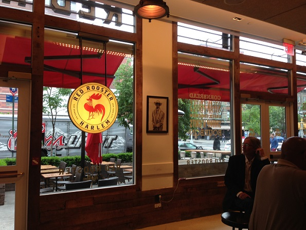 Red Rooster interior New York