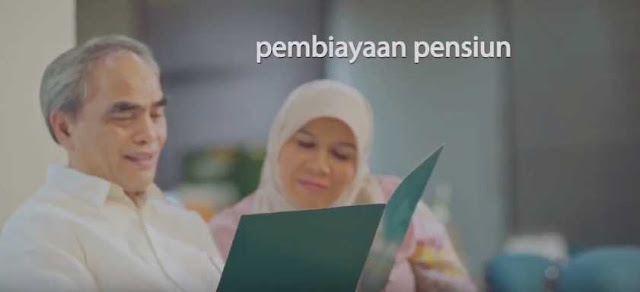 pinjaman pensiunan mandiri syariah