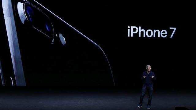 Precios y fecha del arribo del iPhone 7 a Ecuador
