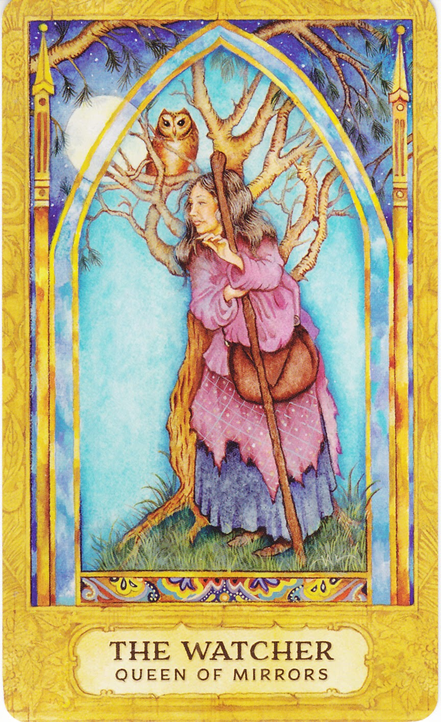 Rowan Tarot December 2012