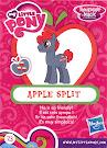 My Little Pony Wave 13 Apple Split Blind Bag Card