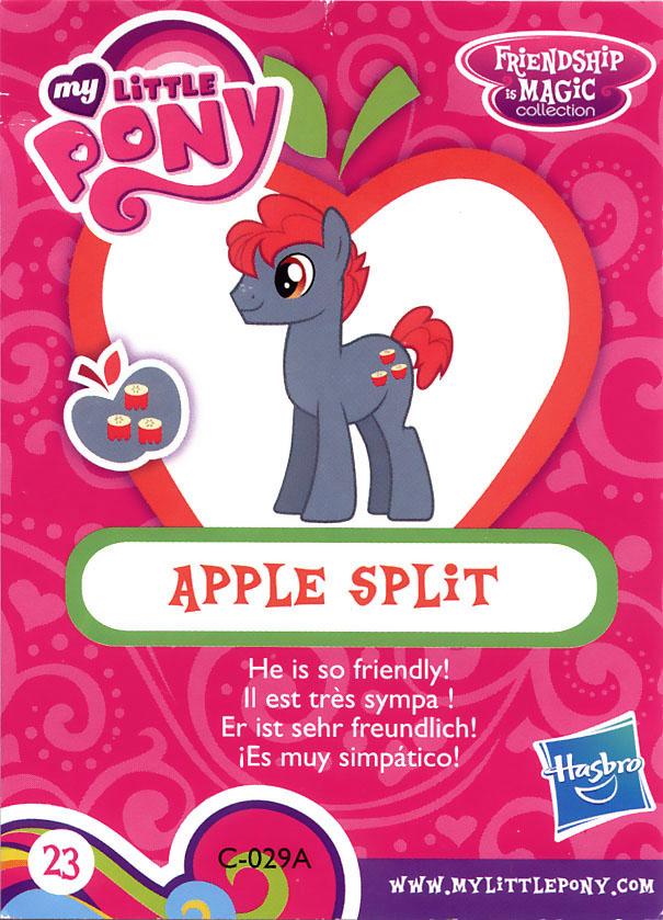 Výsledek obrázku pro mlp apple split