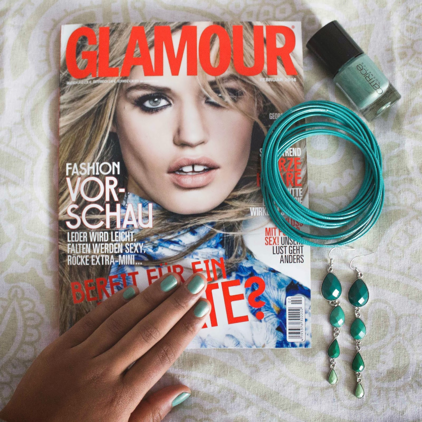 BEAUTY: GLAMOUR DAY PRIZMAHFASHION