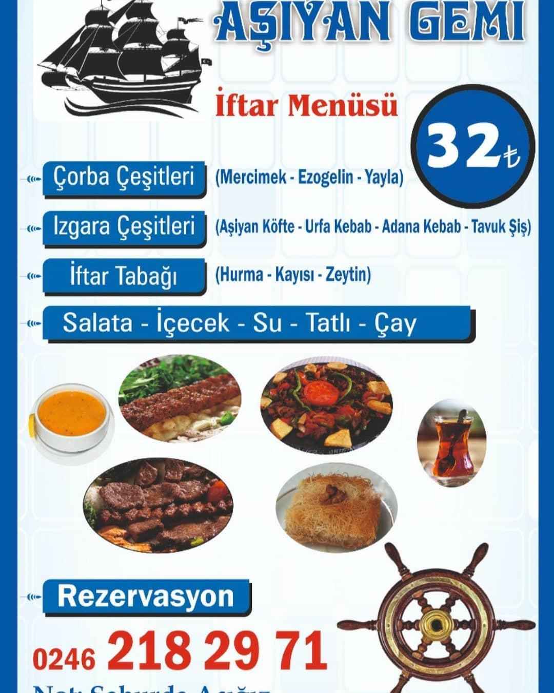 ısparta iftar restaurant ısparta iftar menüleri 2019  ısparta iftar yerleri ısparta iftar mekanları