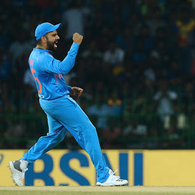 रोहित शर्मा, भारतीय क्रिकेट टीम के कप्तान