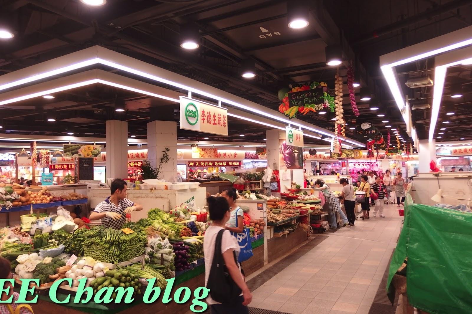 EE Blog: 樂富街市
