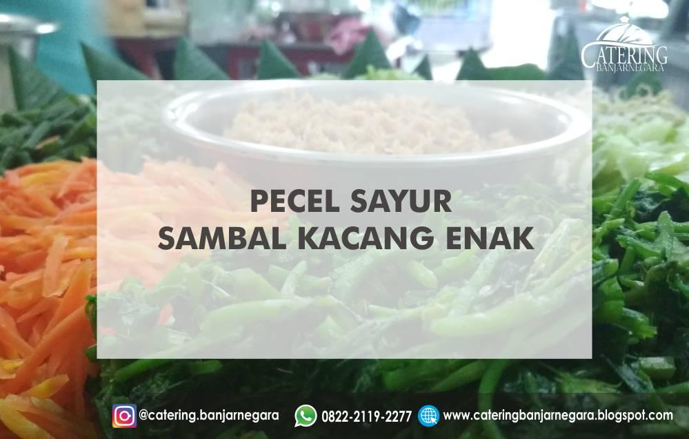 pecel sayur sambal kacang enak, 0822-2119-2277