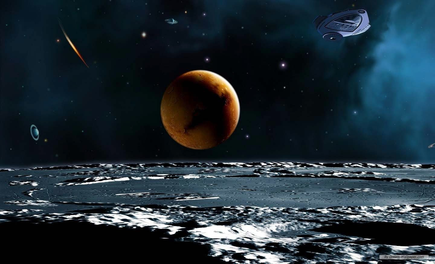Space Exploration Wallpapers