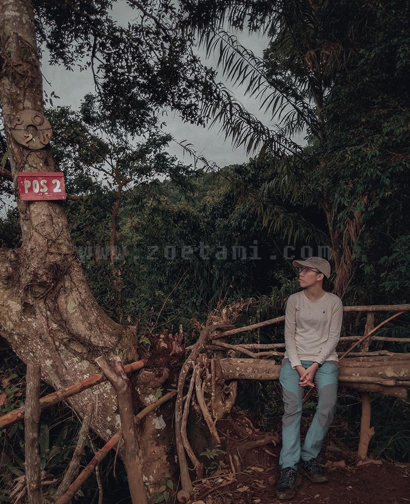 POS 2 Gunung Burangrang via Legok Haji