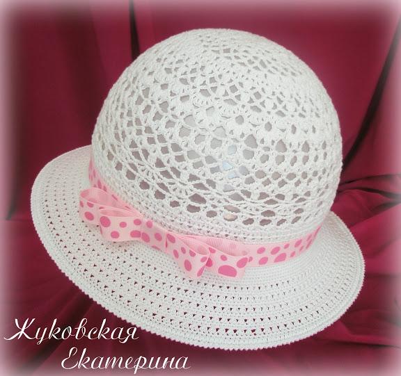 ❤ ✿ Mi Rincón del Tejido ✿ ❤: Hermoso sombrero a crochet ...