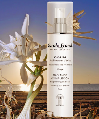 Carole Franck Paris, OKANA Radiance Complexion, beauty, skincare product review, whitening & anti aging product