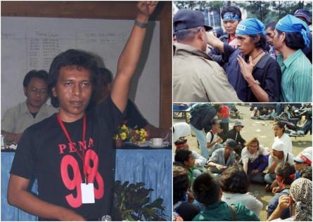Bang Adrian Napitupulu Adalah Seorang Aktivis 98 Yang Paling Legend Di Jamannya