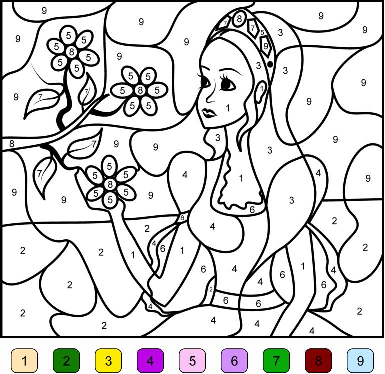 Coloriage Magique Enfant Imprimer | New Calendar Template Site