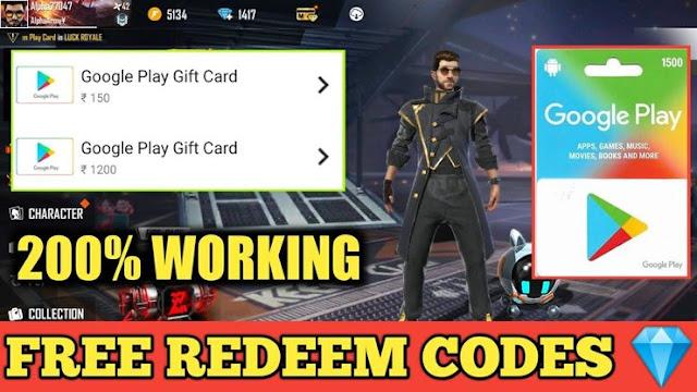Dev UC ve Elmas Bonusu Almak İçin Play Store 2020 İçin Ücretsiz Kodu Kullanın!