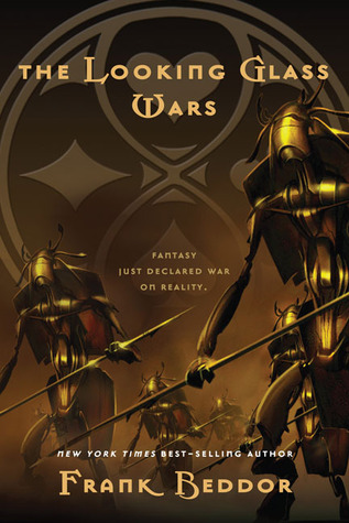 looking glass wars ebook review