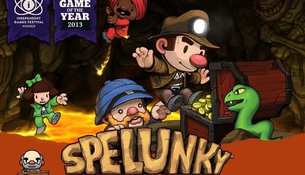 Spelunky - Καταπληκτικό platform Game με εξερεύνηση σπηλαίων και κυνήγι θησαυρού