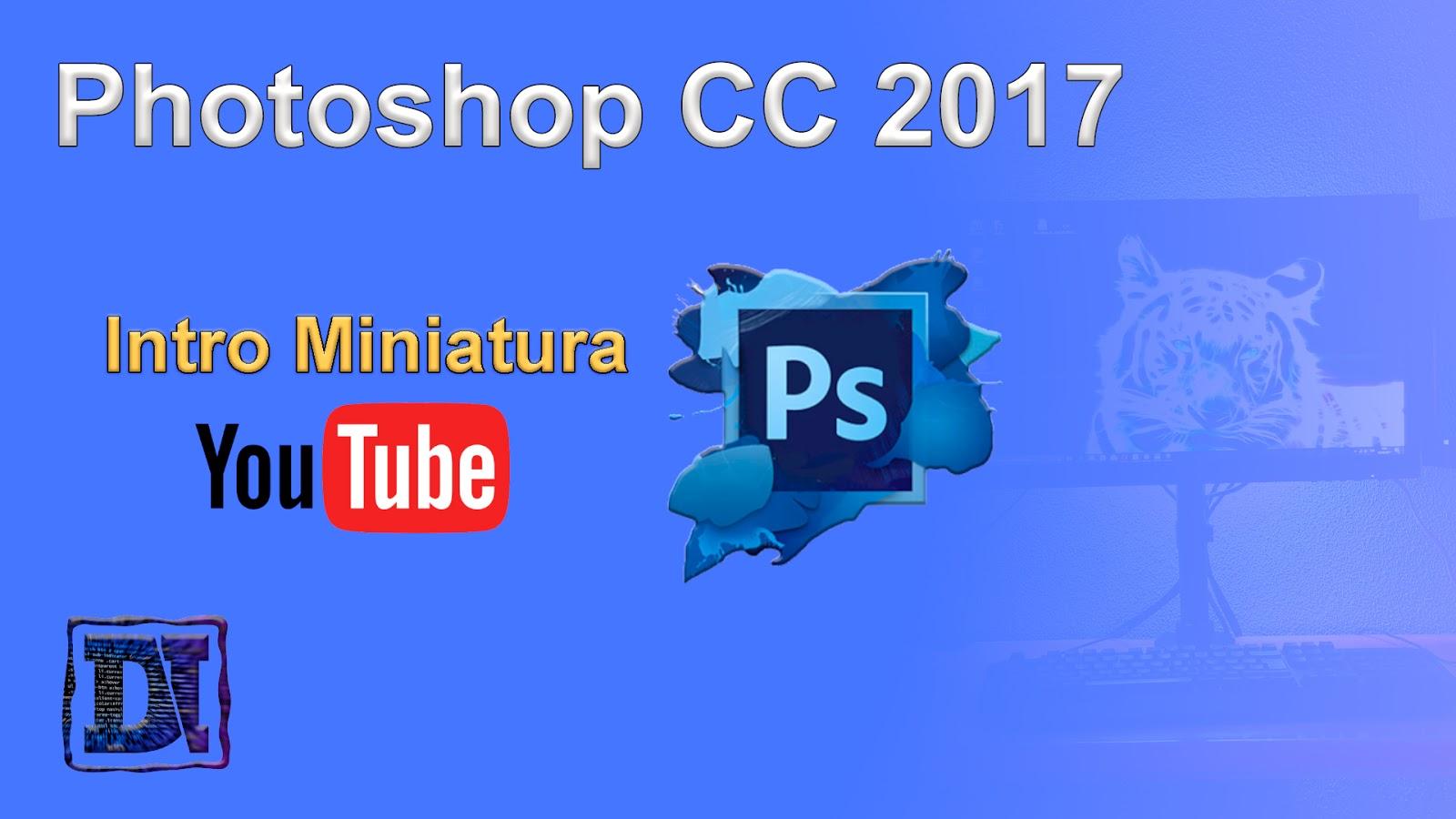 Miniaturas Photoshop Cc 2017 Desastre Informatico