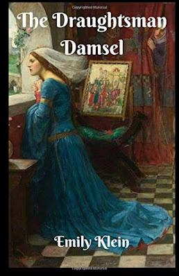 The Draughtsman Damsel by Emily Klein book cover