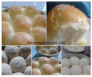Roti Naik Resepi