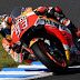 """Laju Marquez Terhenti, Valentino Rossi """"Ngamuk"""" di MotoGP Australia"""