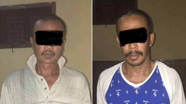 Dua Remaja Dipaksa Untuk Berhubungan Badan Oleh Dua Orang Petani Lalu Ikut Pula Mencabuli.