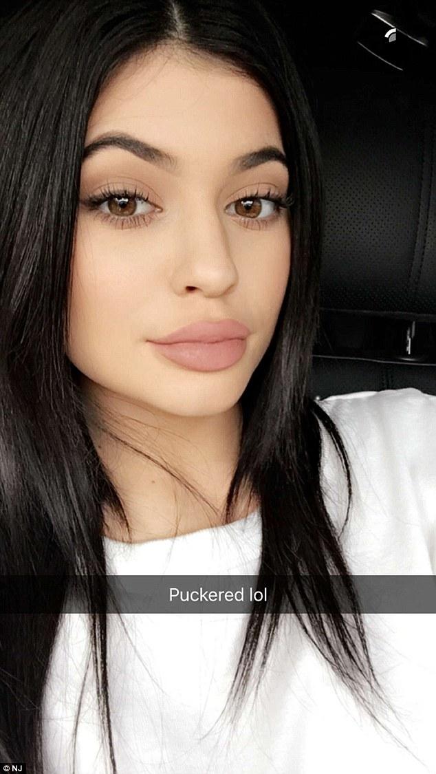 Kylie Jenner Top Snapchat Selfies