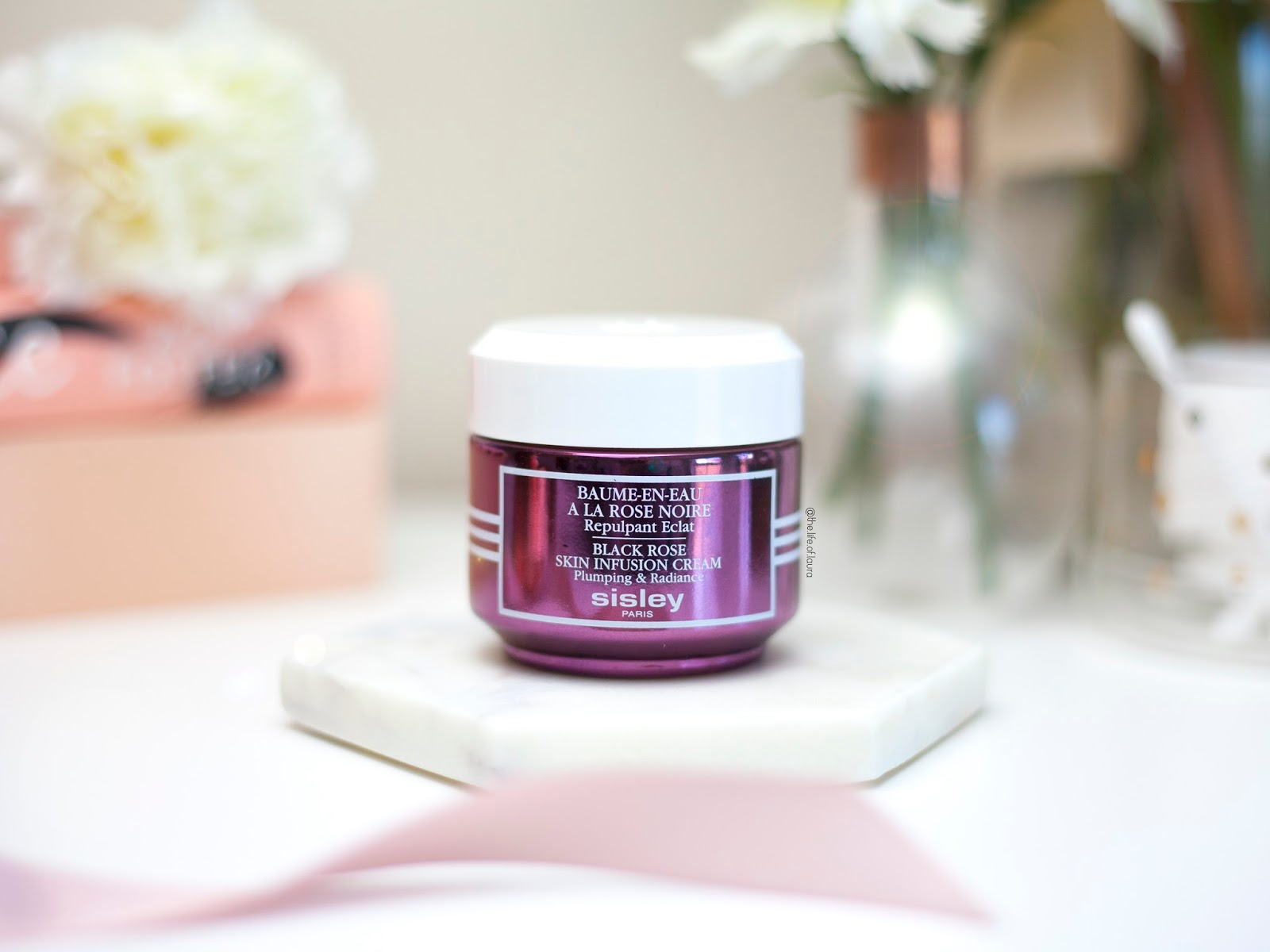 Black Rose Infusion Cream