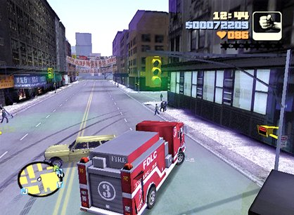 grand theft auto 3 game
