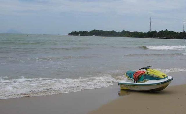 Cara Menuju ke Pantai Carita