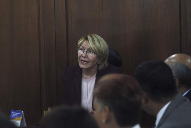 Vecinos de Los Verdes presentaron sus denuncias ante la fiscal General venezolana