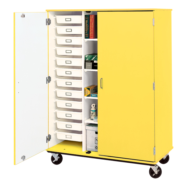 The Cool Casa: Cool Buy: Mobile Heavy-Duty Storage Cabinet ...